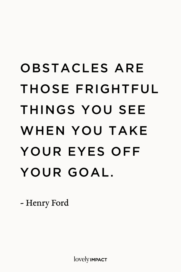 Henry Ford Goals Quote