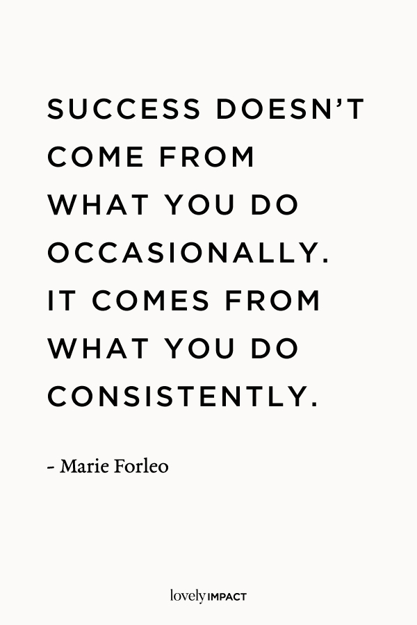 Marie Forleo, Business Motivation Quote