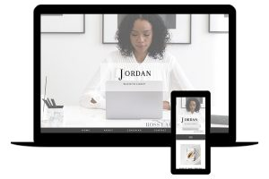 Jordan - Website Template for Business Coaches