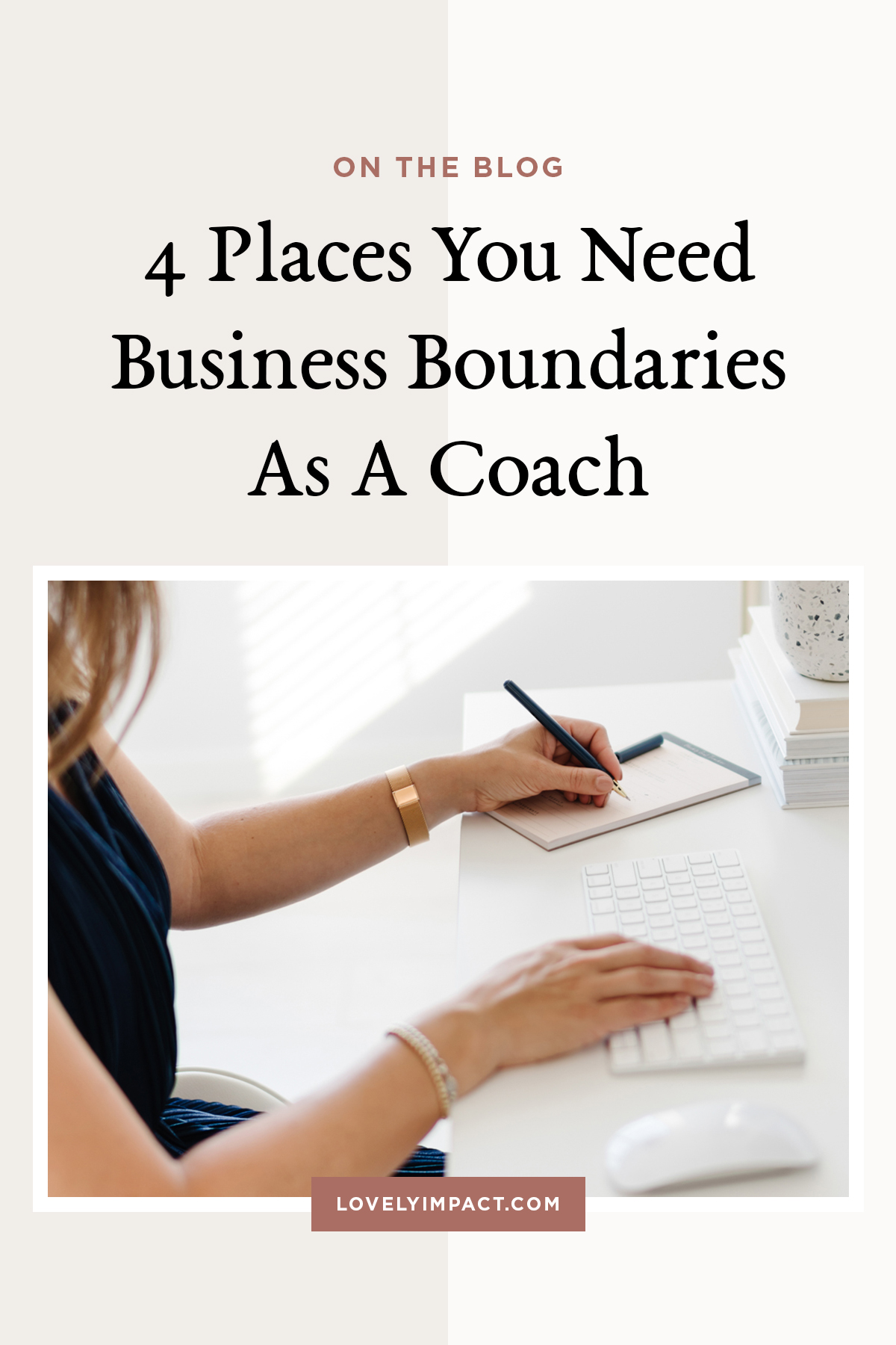 4 Places You Need Business Boundaries As A Coach