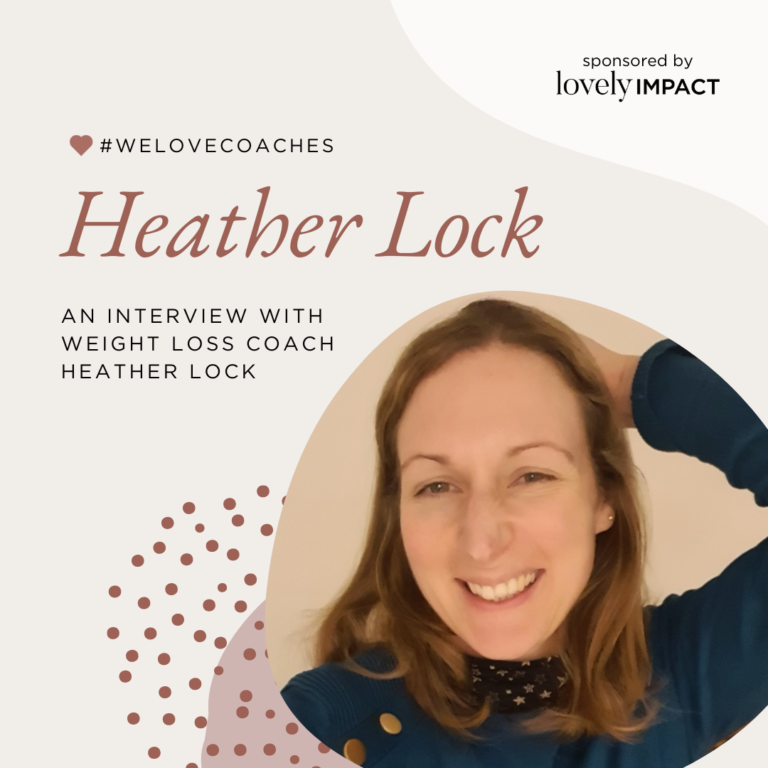 An Interview with Weight Loss Coach Heather Lock