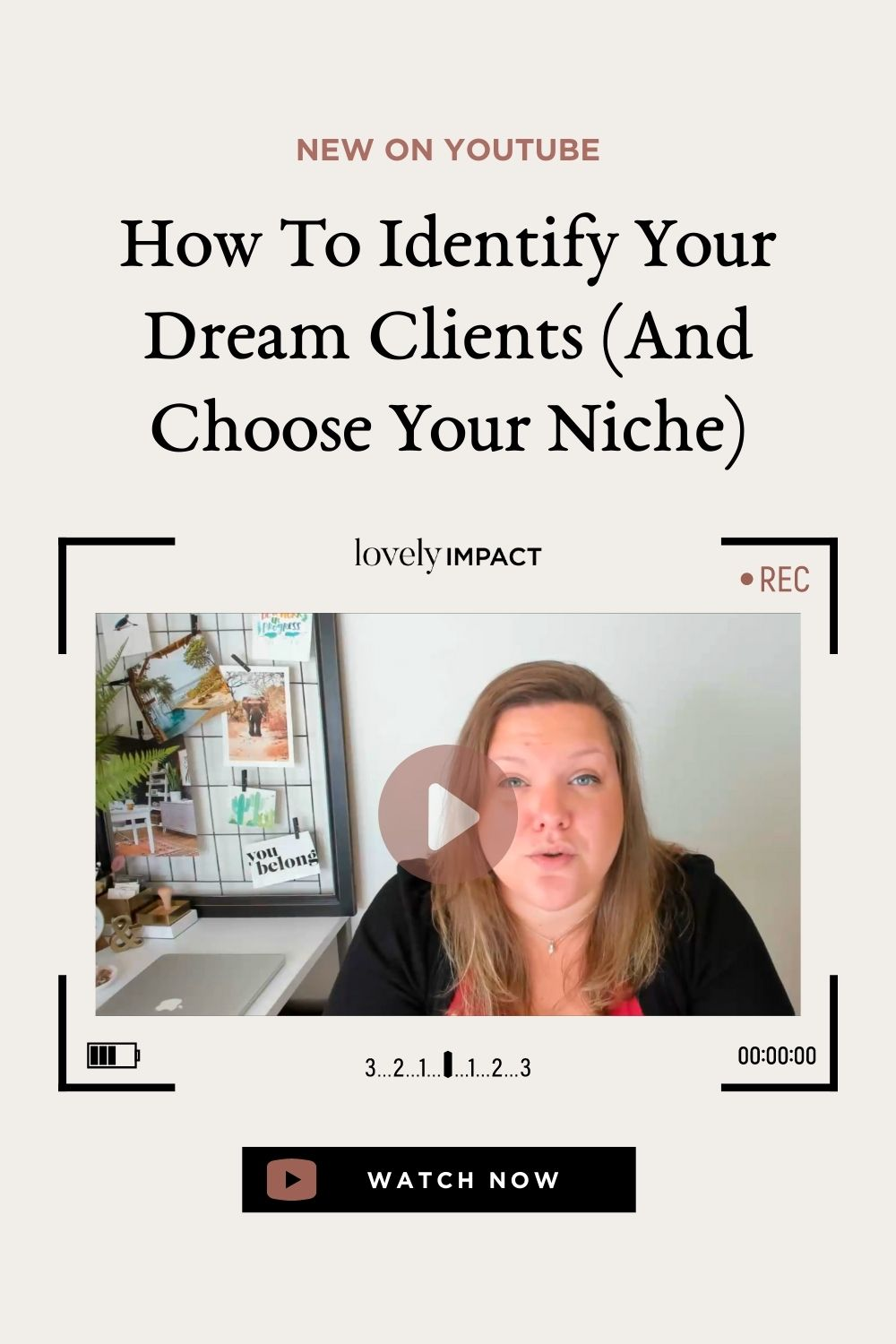How To Identify Your Dream Clients (And Choose A Niche)