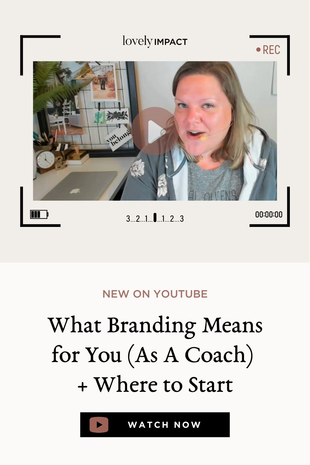 What Branding Means for You (As A Coach) + Where to Start